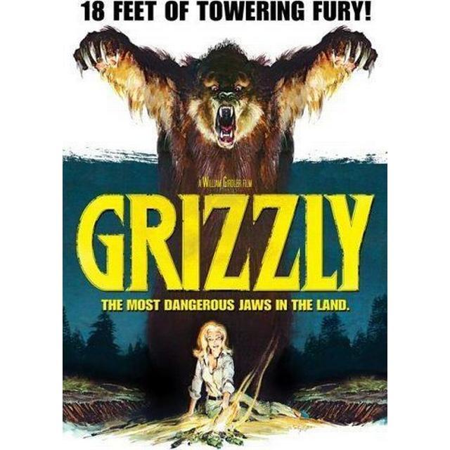 Grizzly [DVD] [1976] [Region 1] [US Import] [NTSC]